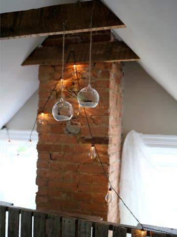 Beautification of an Attic on the blog