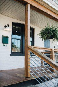 Lancaster City Front Porch