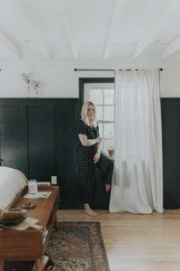 Moody European Bedroom Renovation