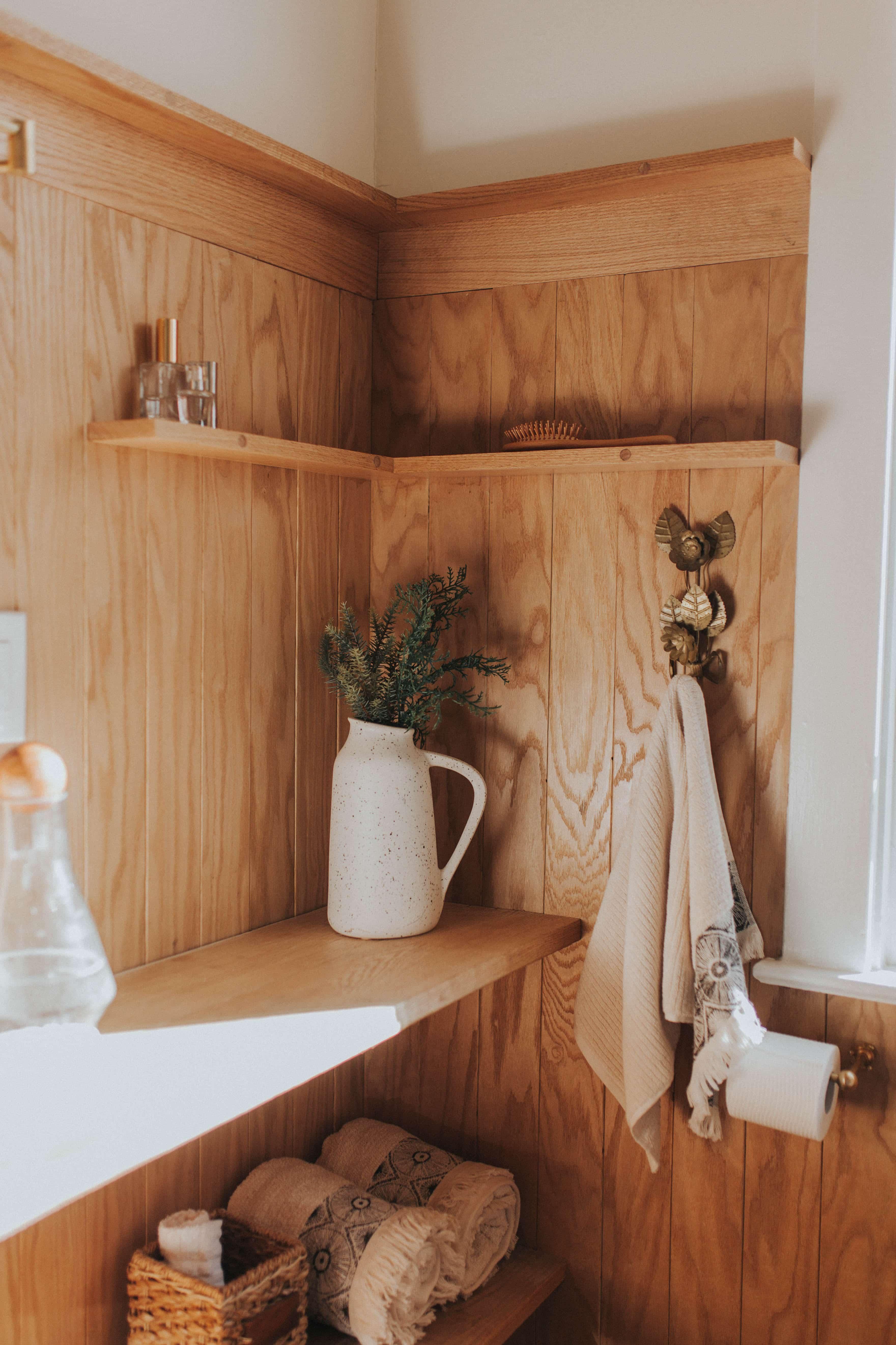 creative bathroom renovation in Lancaster