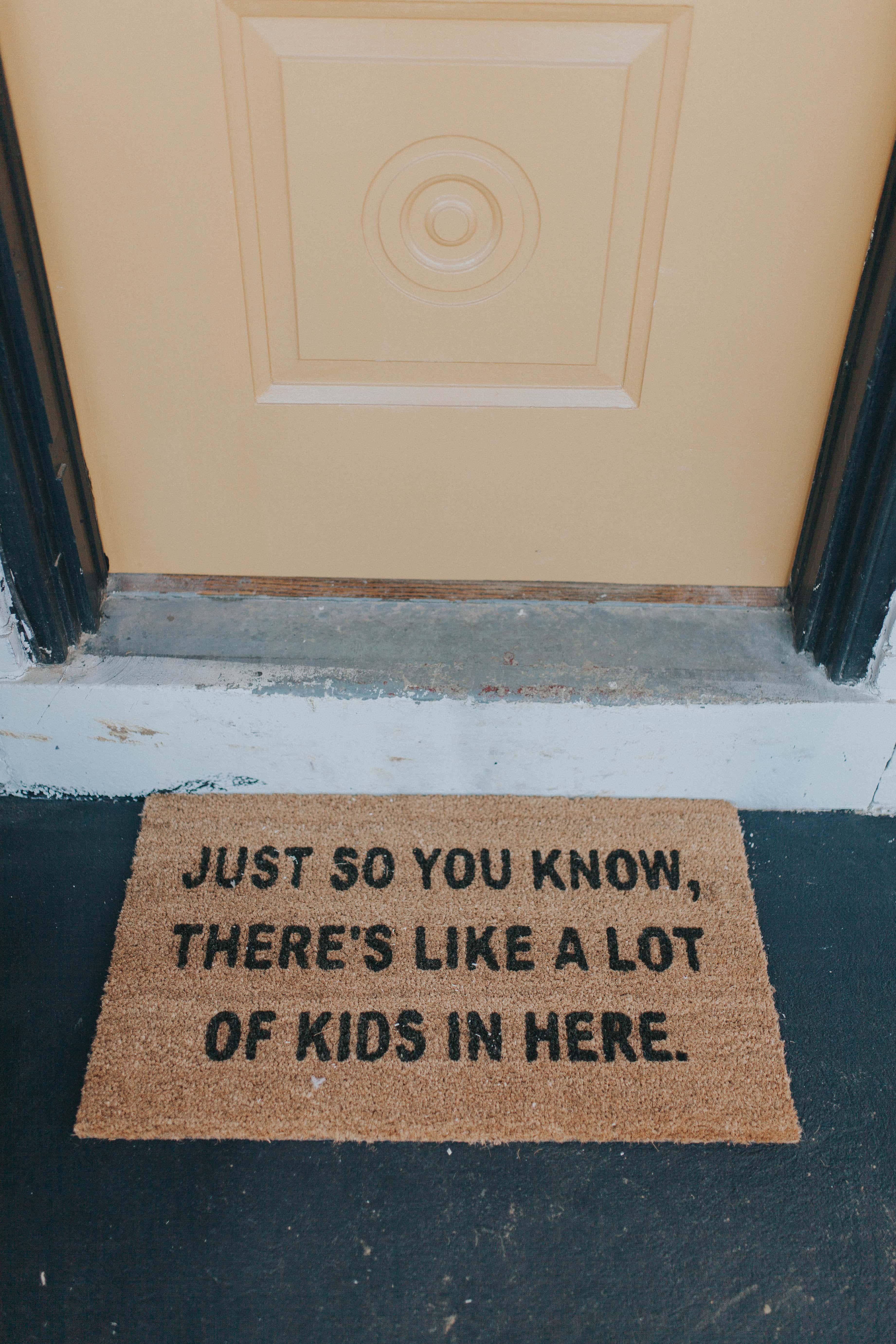 creative doormat in lancaster